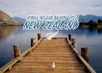 Kinh Nghiệm Xin Visa Du Lịch New Zealand Tự Túc